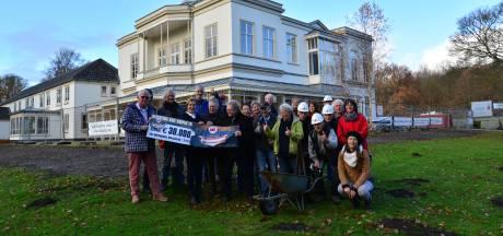Buitenplaats Ockenburgh krijgt 30.000 euro van Kuiper Fonds