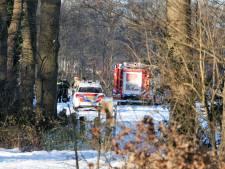 Man (40) overleden bij noodlottig ongeval in Geesteren