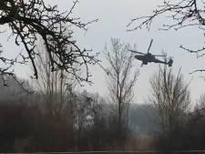 Dochter Brabantse boswachter vindt heli die langs tuin scheert helemaal niets: 'Wij wonen hier ja!'