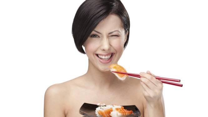 Wil je langer leven? Zet meer sushi op het menu