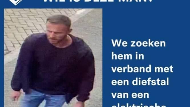 Waarom deelt politie Zwolle beelden van een verdachte van een fietsendiefstal?