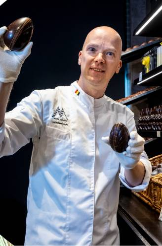 Welke supermarkt verkoopt de lekkerste paaseieren? Chocolatier David Maenhout doet de test