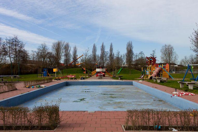 De PVV-speeltuin in Dordrecht. Beeld Renate Beense
