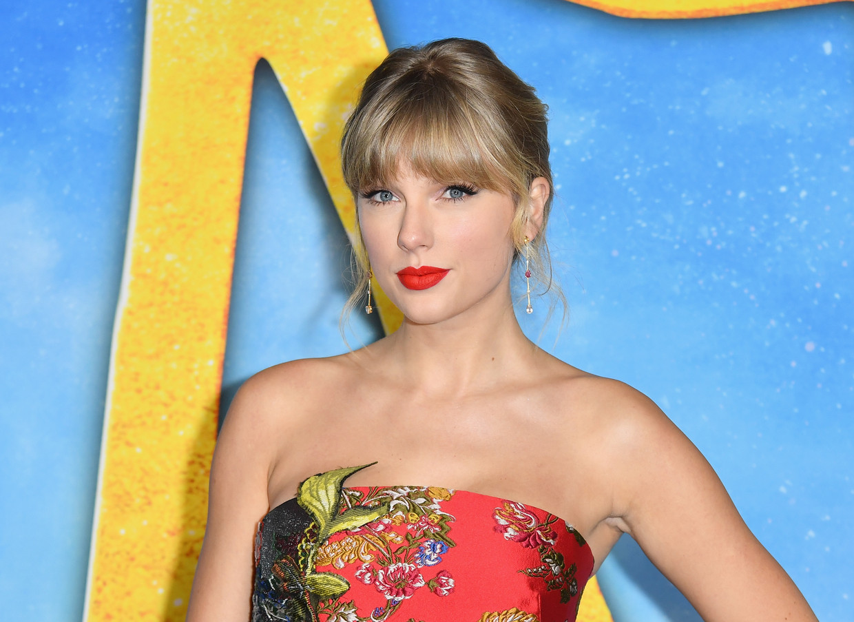Taylor Swift. Beeld Hollandse Hoogte / AFP
