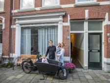 Woning Tim en Sandrine was vroeger bakkerij: 'Straat deed ons denken aan ons oude buurtje in Amsterdam Oud-West'