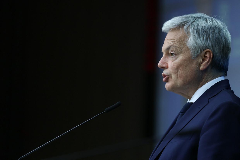 Behalve over het talent om te overleven, lijkt Didier Reynders over een feilloze neus voor macht te beschikken. Beeld AFP
