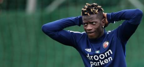 Edgar Ié terug bij Feyenoord voor bekerduel met Fortuna