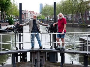 Een fietsbrug bij de Weerdsluis? Een slecht idee, vindt Frank: 'Verspil ons geld niet aan deze peperdure brug!'