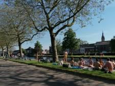 Buurt heeft het gehad met zuipende zwemmers bij Oostsingel: 'Je wil geen dode op je geweten hebben'