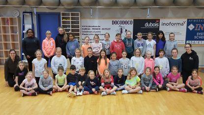 45 jongeren nemen deel aan stage danstheater Arte