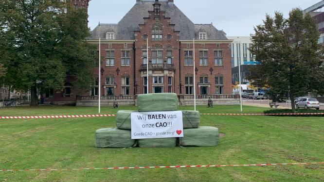 Opnames en operaties afgezegd, personeel Radboudumc voert actie en gaat 'terugklappen'