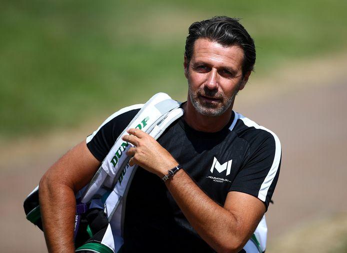 Patrick Mouratoglou.