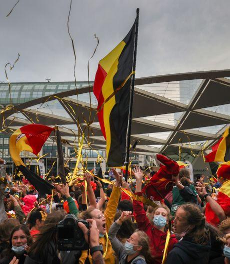 Les fans de la Team Belgium attendus sur la Grand-Place le 3 septembre pour fêter les athlètes