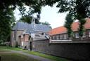 De kapel van de zusters Birgittinessen in Uden.