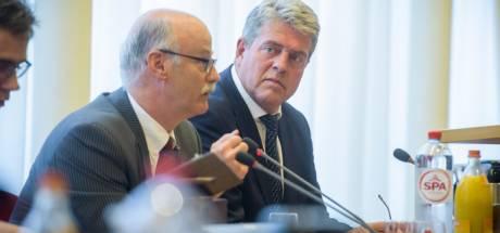 Afscheidsreceptie voor burgemeester Anton van Aert van Best
