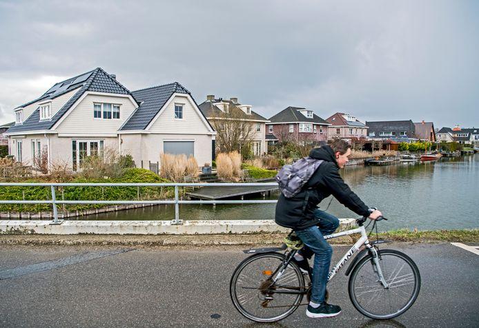 De Waterwijk in Nesselande.