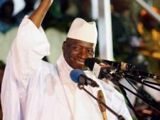 Ex-president Gambia stal 322 miljoen uit staatskas