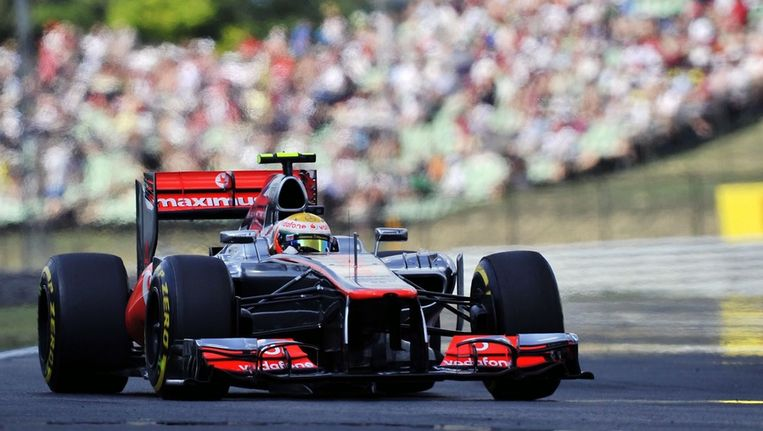 Lewis Hamilton. Beeld epa