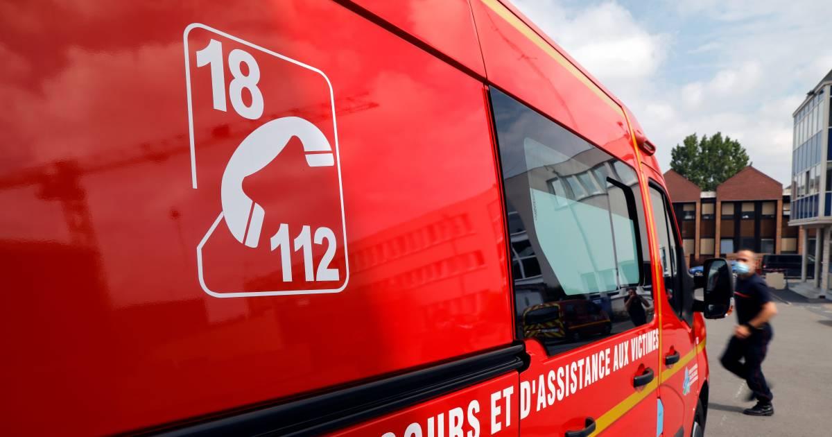 Man overlijdt bij verkeersongeluk met brandweerwagen in Frankrijk.