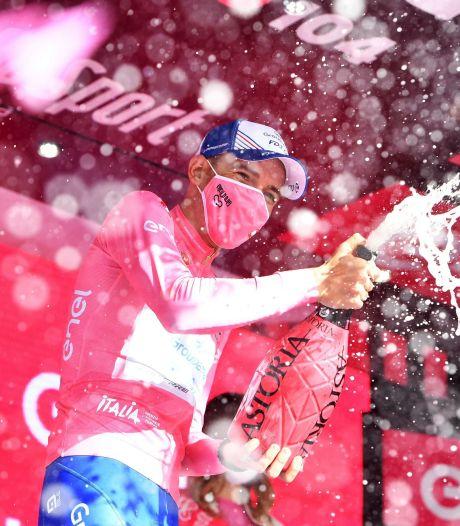 Giro-surprise Valter noteert primeur voor zijn land: 'Ik kan niet trotser zijn'