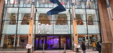 Muziekgebouw Eindhoven raakt verder in het nauw