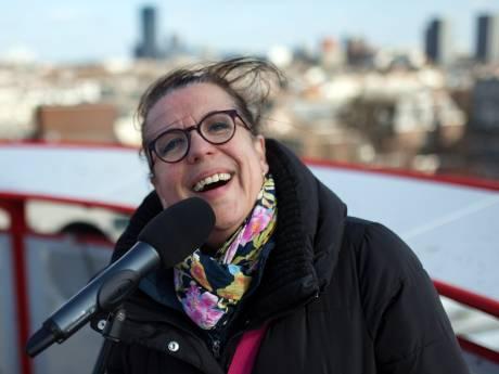 Verrassingsconcert: vanuit de toren van De Vaillant schalt een loepzuivere aria over de stad
