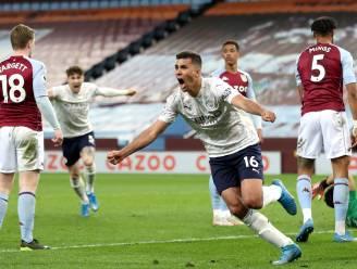 Man City herstelt snel van achterstand bij Aston Villa na 20 seconden en boekt tiende uitzege op rij