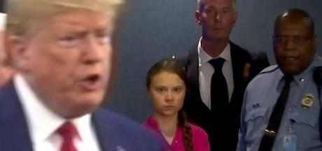 Trump haalt uit naar Thunberg: 'Belachelijk dat zij Persoon van het Jaar is'