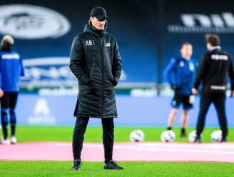 "Coach Alexander Blessin na verlies KV Oostende op Club Brugge: ""Trots op mijn spelers"""