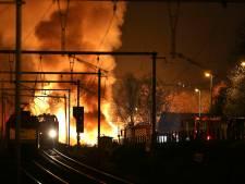 Nederlandse machinist op ontspoorde trein België