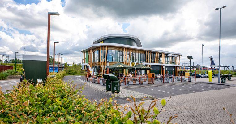 De McDonald's in Breukelen. Beeld Raymond Rutting / de Volkskrant
