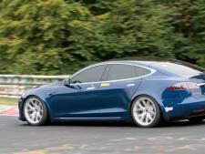 'Tesla snoept nog eens tien seconden af van recordtijd Porsche'