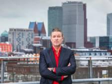 'Bouwdewijn' zal de Haagse geschiedenis ingaan als de man die de stad een draai om de oren wilde geven