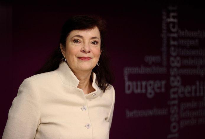 Anne Mieke Zwaneveld, de gemeentelijke ombudsman.