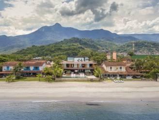 Het zeezicht is fantastisch, maar dat is niet het meest bijzondere aan deze verbouwde villa