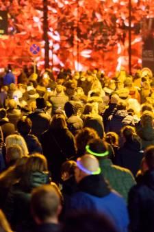 Horeca Kleine Berg Eindhoven: 'wel de lasten, niet de lusten van Glow'