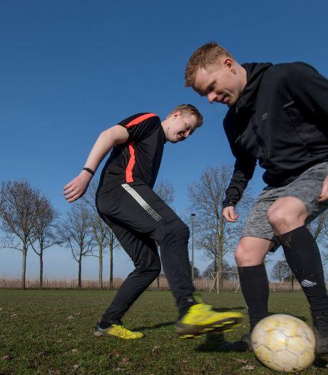 Voetbalplezier voor iedereen: 'Ik heb zin om te dribbelen en een panna te maken bij Joris'