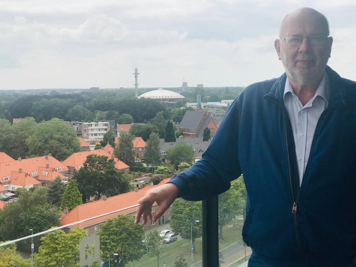 Jan Mink, oprichter van V-TEC Lasers & Sensors