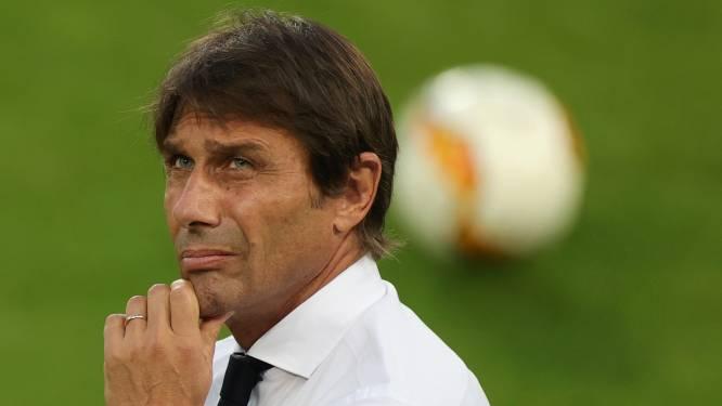 Antonio Conte voor 30 miljoen euro opgelicht, Inter-coach in het verweer