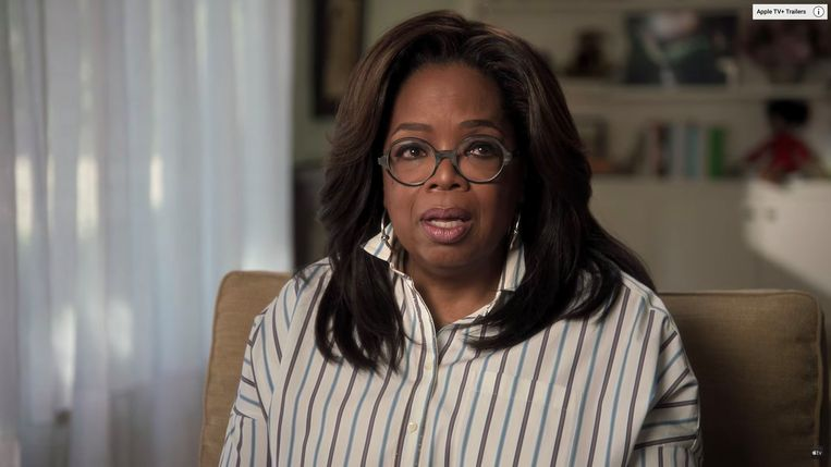 Oprah Winfrey in 'The Me You Can't See'. Beeld Photo News