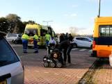 Vrouw gewond na val met rolstoel van lift personenbus