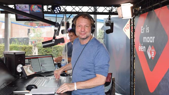 Rob Stenders stapt over van Radio 2 naar Veronica