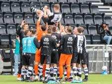 Breukers gaat de lucht in na allerlaatste wedstrijd in Almelo: 'Het raakt me wel'