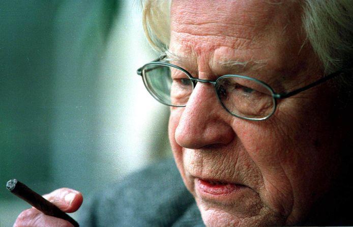 Heinz Polzer, beter bekend als Drs. P.