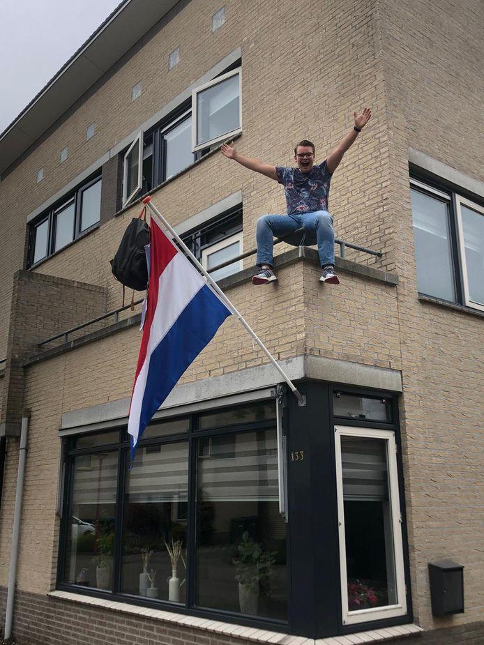 Jordy Pals uit Enschede