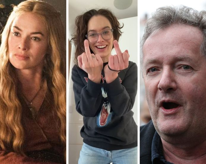 Lena Headey, la star de Game of Thrones, a adressé un message à Piers Morgan sur son compte Instagram.