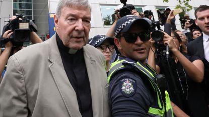 Voormalige nummer drie van het Vaticaan schuldig bevonden aan pedofilie