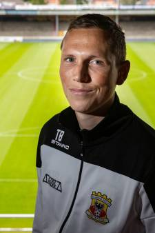 De opvallende weg van GA Eagles-trainer Tristan Berghuis (25) naar De Adelaarshorst: 'Steven is brutaler, eigenwijzer'
