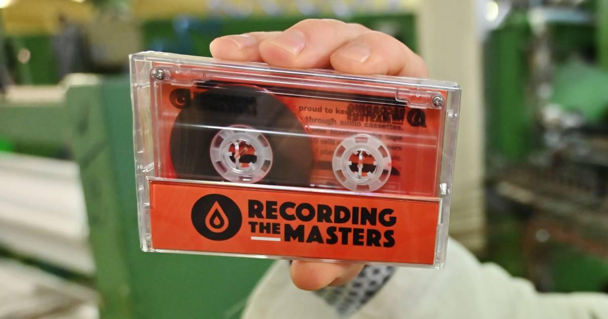 L'inventeur de la cassette n'est plus - 7sur7
