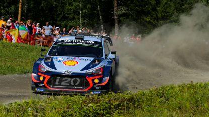 Thierry Neuville zet vierde tijd neer in shakedown Rally van Duitsland